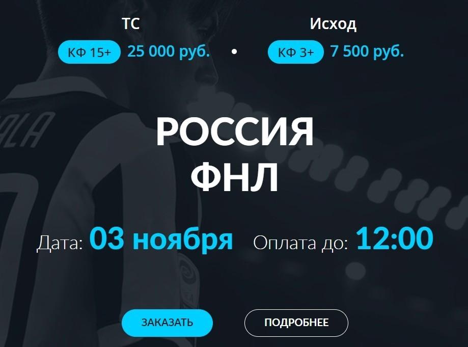 Цены за подписку на каппера Дмитрия Кузнецова