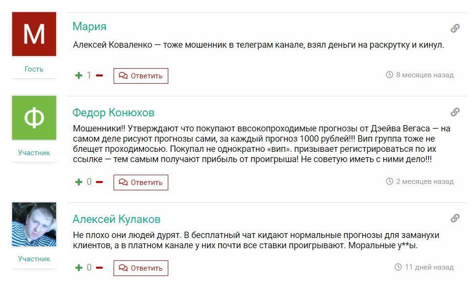 Отзывы о прогнозах от Бабло Шик в Телеграмме