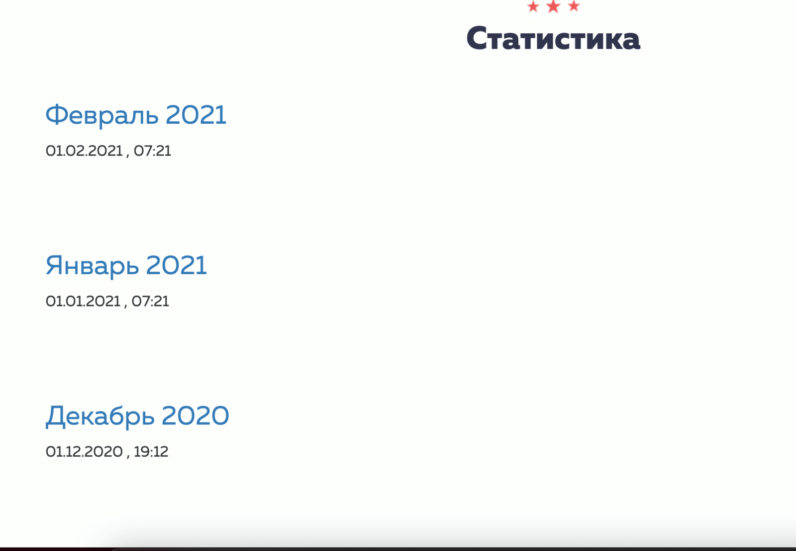 Статистика прогнозов от Value-Bets.ru