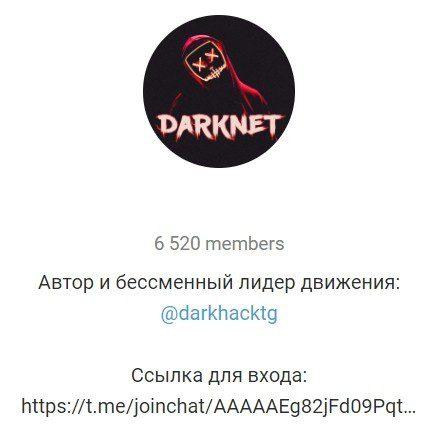 Отзывы о Darkhack — телеграм канал
