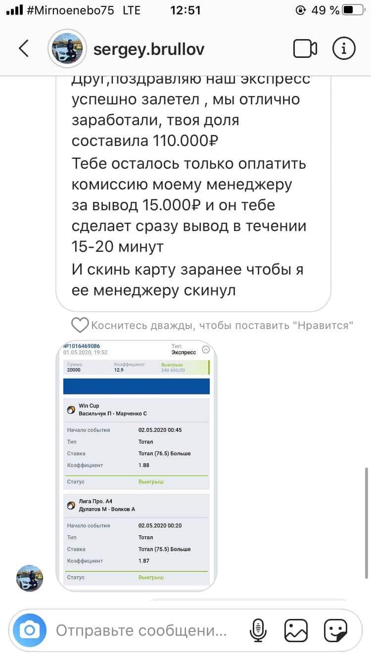 Ценовая политика Sergey Brullov (Сергей Брюллов)